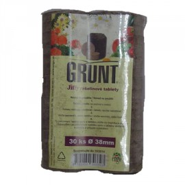 GRUNT-RASELINOVE TABLETY 38mm/15 ks